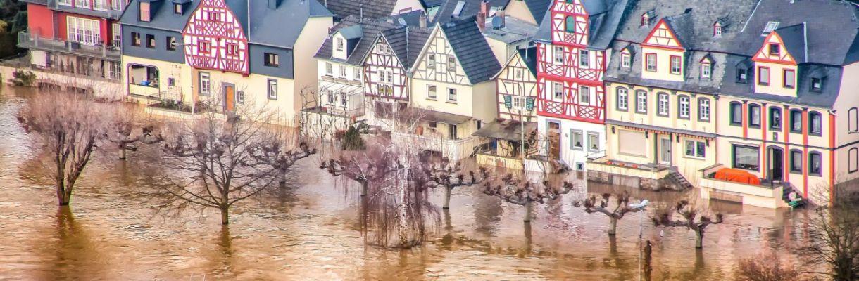 Hochwasser Header